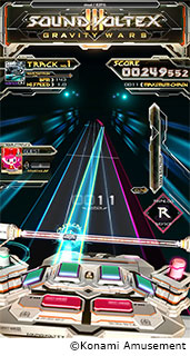 """Service for """"SOUND VOLTEX III GRAVITY WARS"""" Now Available"""