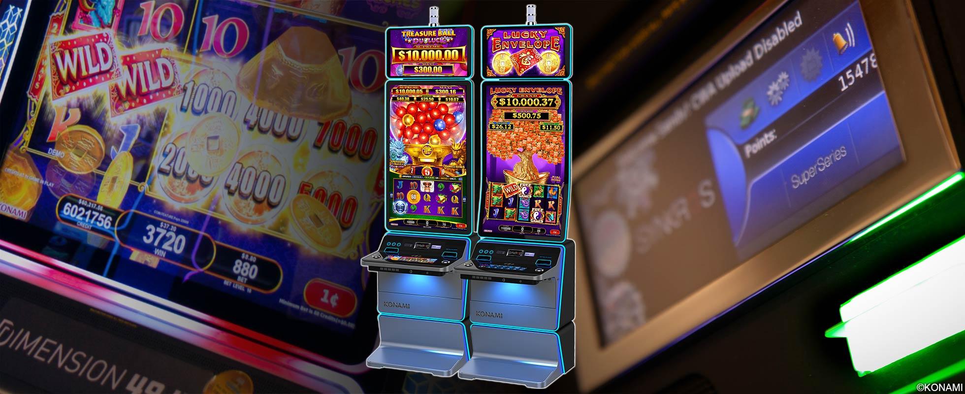Konami casino restaurants in hollywood casino st louis