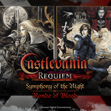 Castlevania Requiem Symphony Of The Night Rondo Of Blood