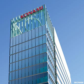 Konami Holdings Corporation Konami