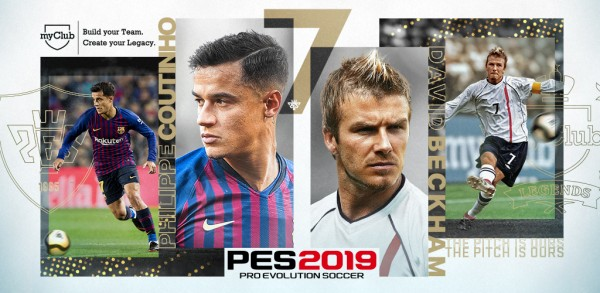 KONAMI LAUNCHES PES 2019 MOBILE POWERED BY UNREAL ENGINE 4
