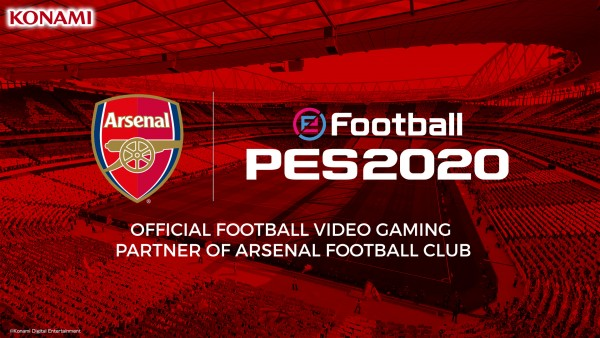 eFootball PES 2020_Arsenal_02_EmiratesStadium