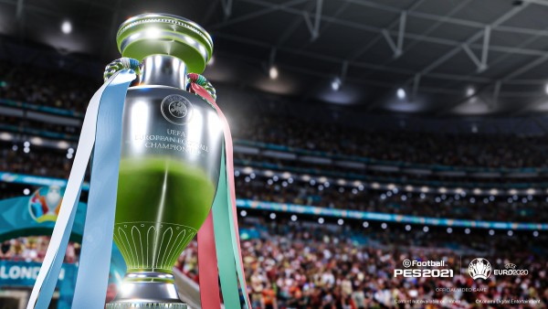 GET READY FOR UEFA EURO 2020™ WITH NEW IN-GAME CONTENT FOR eFootball PES  2021   KONAMI DIGITAL ENTERTAINMENT B.V.
