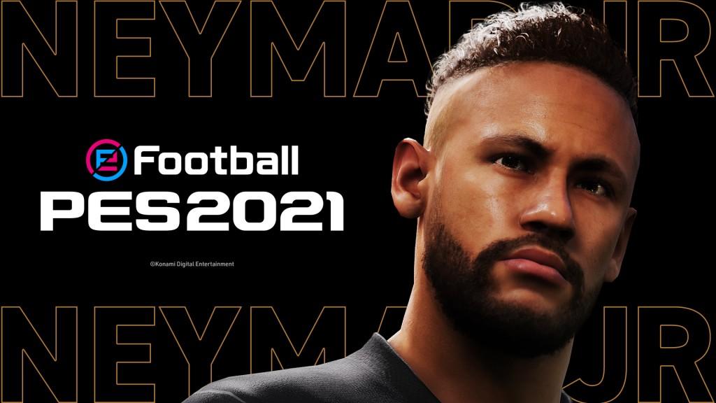Konami Announces Neymar Jr As Newest Ambassador For The Efootball Pes Series Konami Digital Entertainment B V