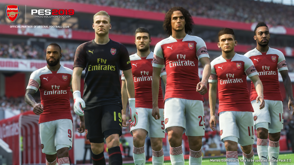 6b942ccbb KONAMI EXTENDS GLOBAL PARTNERSHIP WITH ARSENAL FC