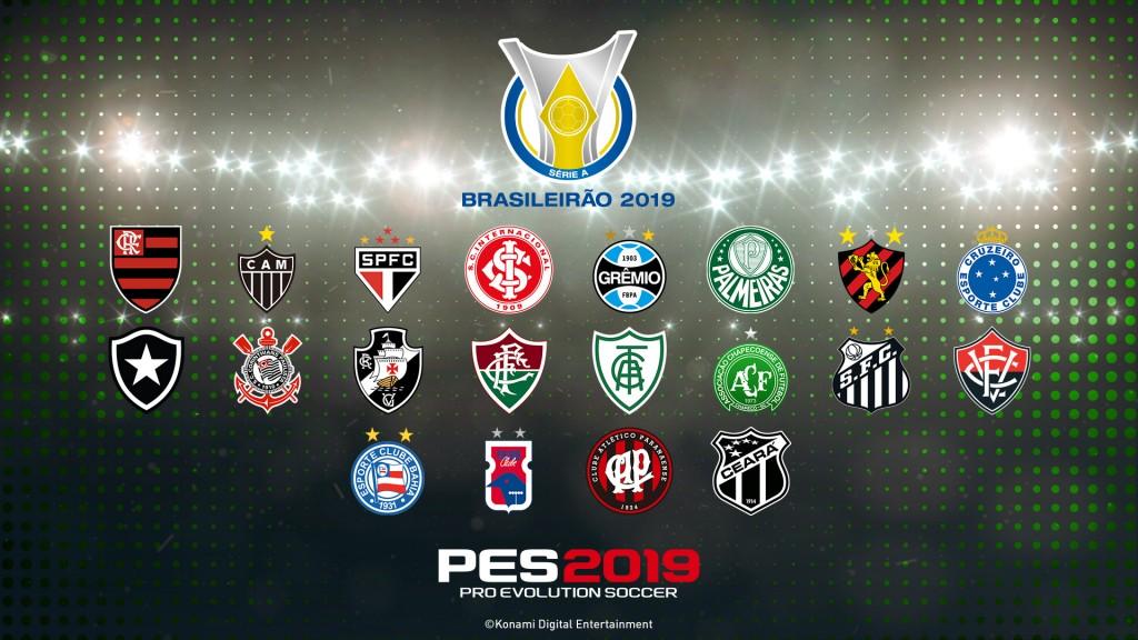 Konami Secures Exclusive License With Campeonato Brasileiro Extends Partnerships With Flamengo And Vasco Da Gama Football Clubs Konami Digital Entertainment B V
