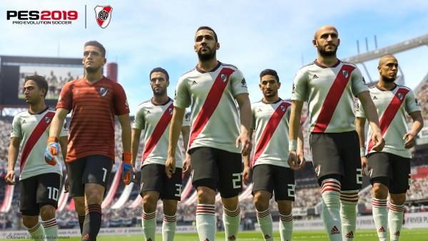 KONAMI Signs As Official Sponsor Of Club Atl U00e9tico River