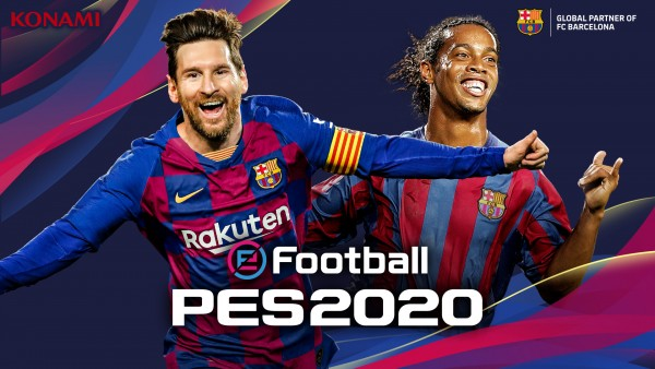 EFootball PES 2020 Crack (v4.6.0) + License Key Free Download