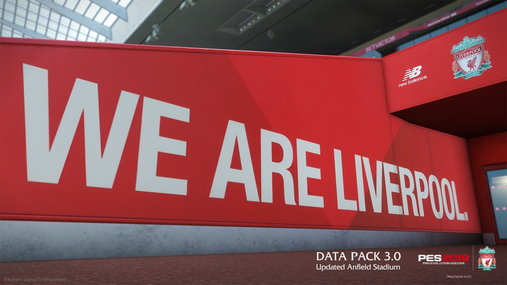 PES 2019 DATA PACK 3 0 NOW AVAILABLE WITH NEW STADIUMS, KITS