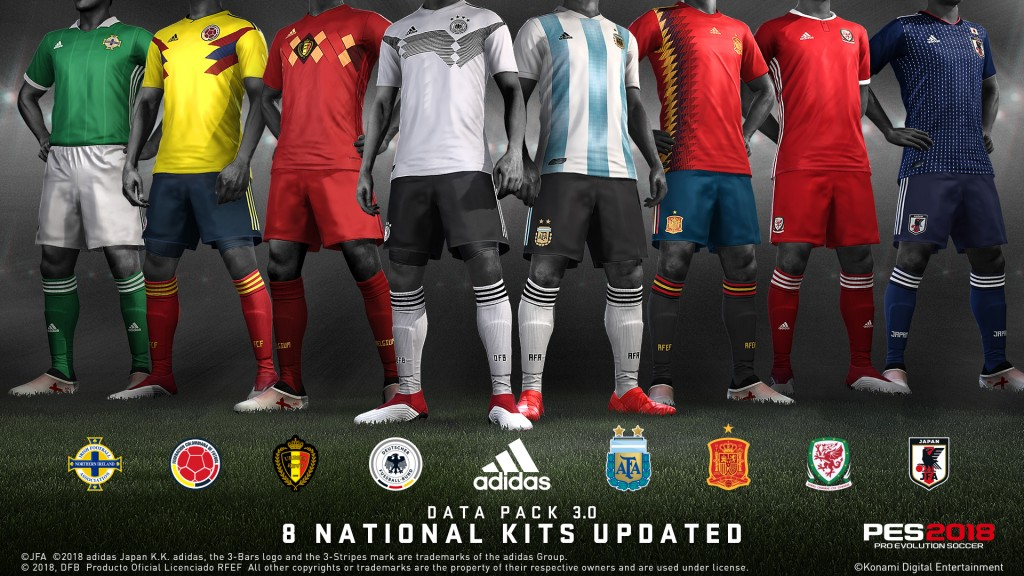 🔥 Download kits pes 2018 ps4 | PES 2018 PS4  2019-04-25