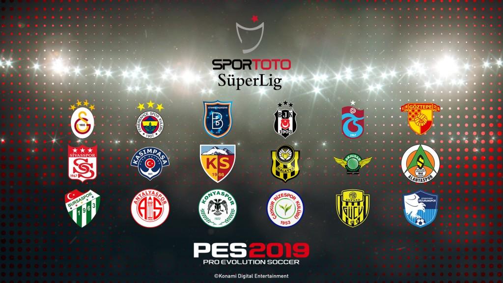 Pes_turkey_superlig Clubs