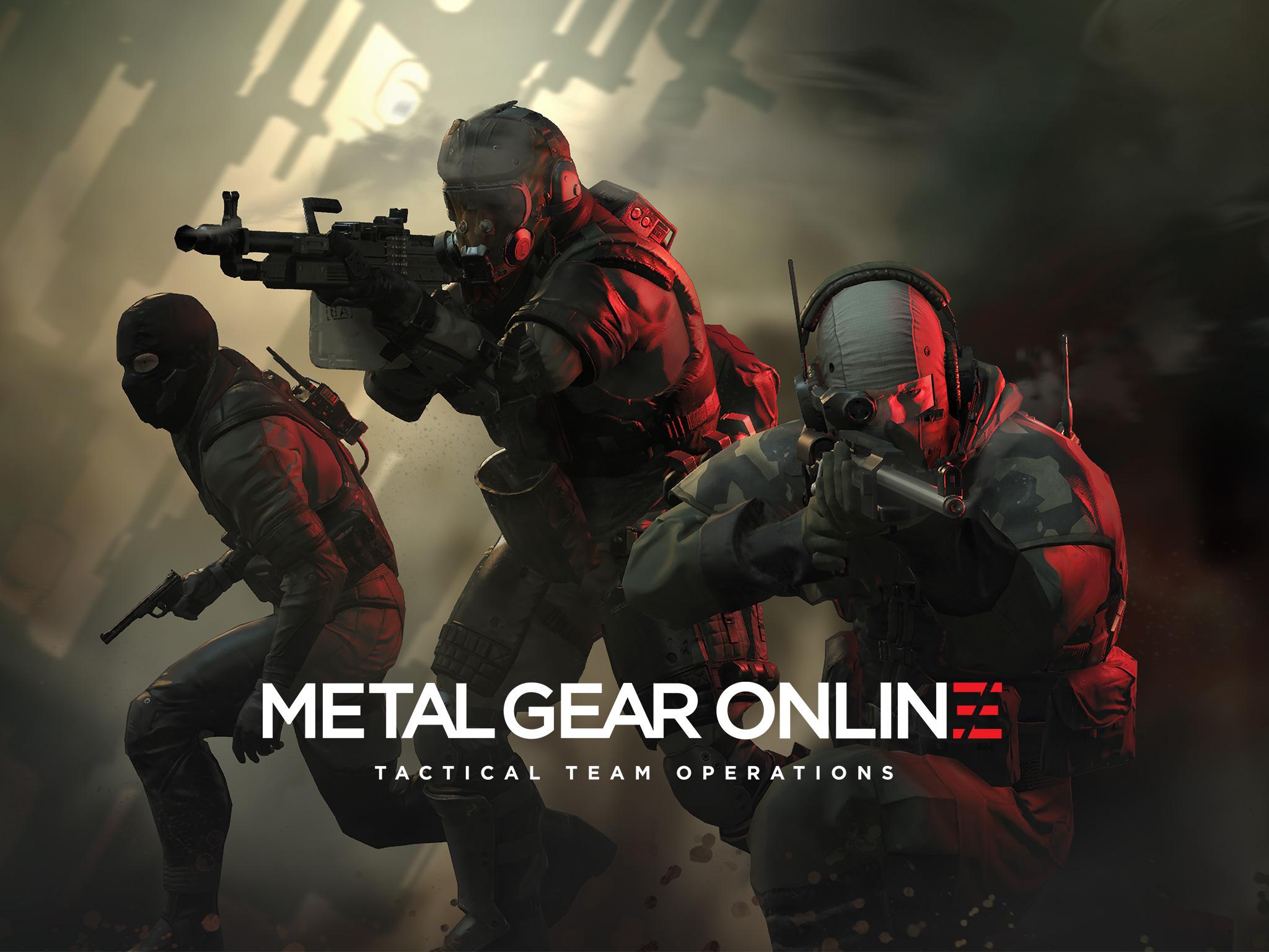メタルギア オンライン Metal Gear Online 公式