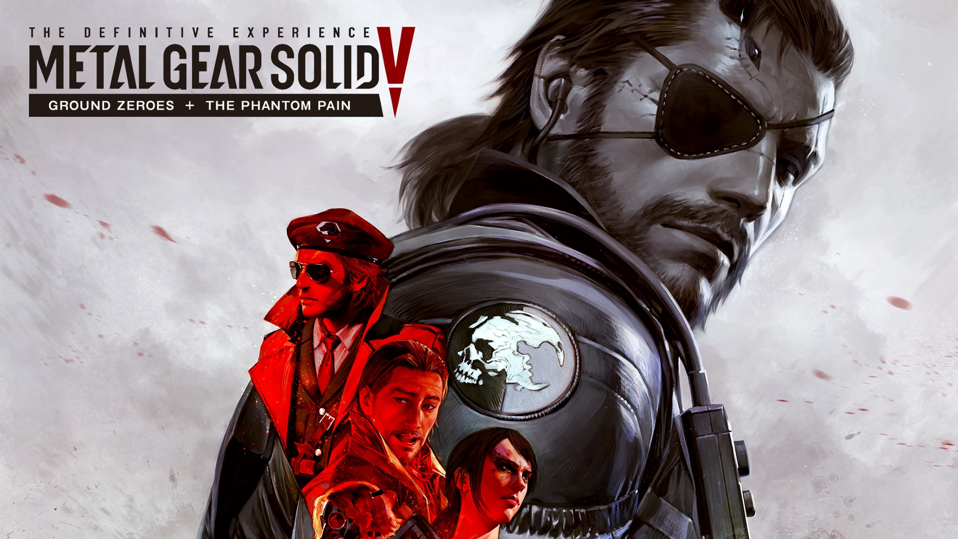 Metal Gear Solid V The Definitive Experience Konami Digital Ps4metal Phantom Pain Reg 2 Entertainment Bv