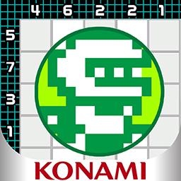 Konami Picture Puzzle Icon