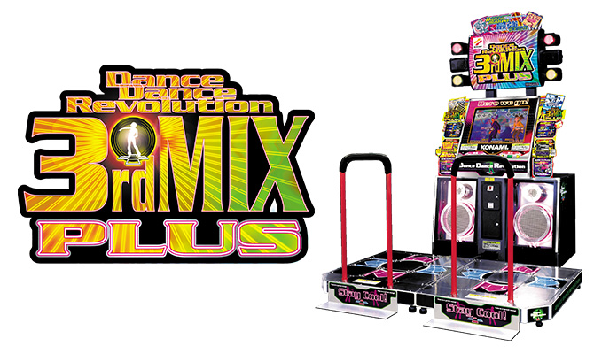 DanceDanceRevolution 3rdMIX PLUS