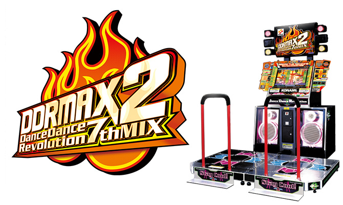 DDRMAX2 DanceDanceRevolution 7thMIX