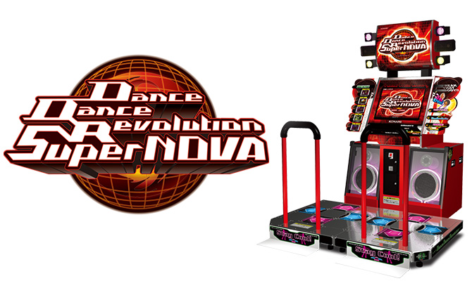 DanceDanceRevolution SuperNOVA