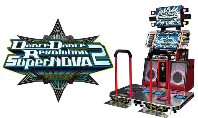 DanceDanceRevolution SuperNOVA 2