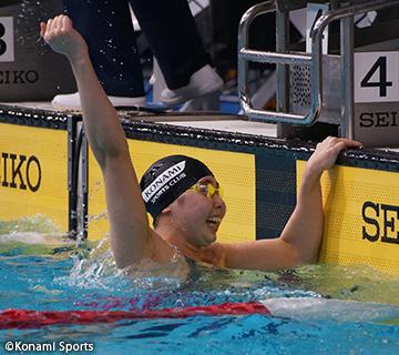 水泳 ジュニア 2019 オリンピック
