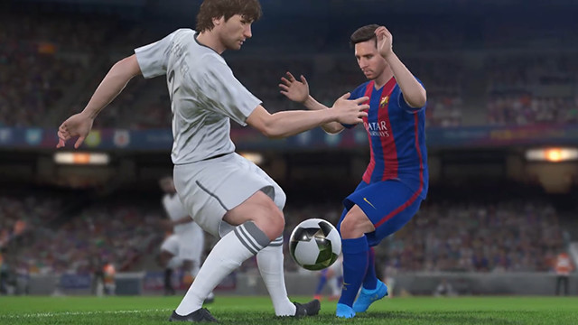 PES 2018/Pro Evolution Soccer 2018 Online Manual