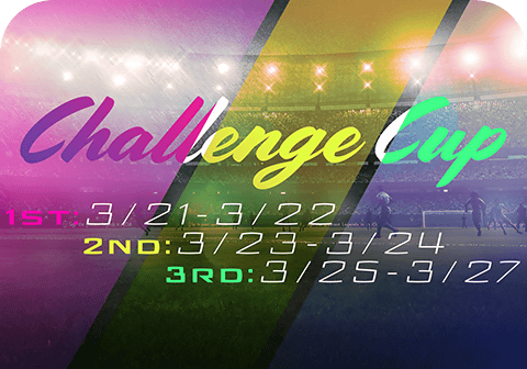 Limited Daily VS COM Challenge Cup!