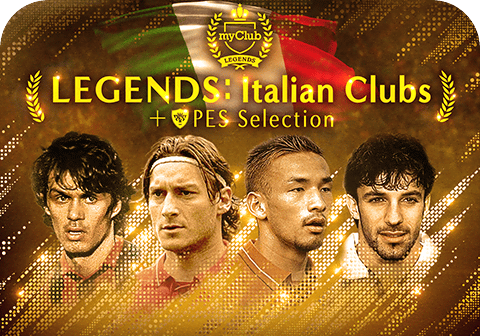New Legends are available in myClub!