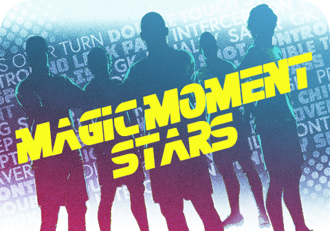 Magic Moment Stars!