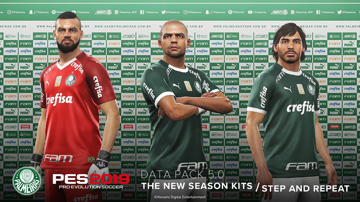 Data Pack 5 0 to be released on April 4th! | PES - PRO