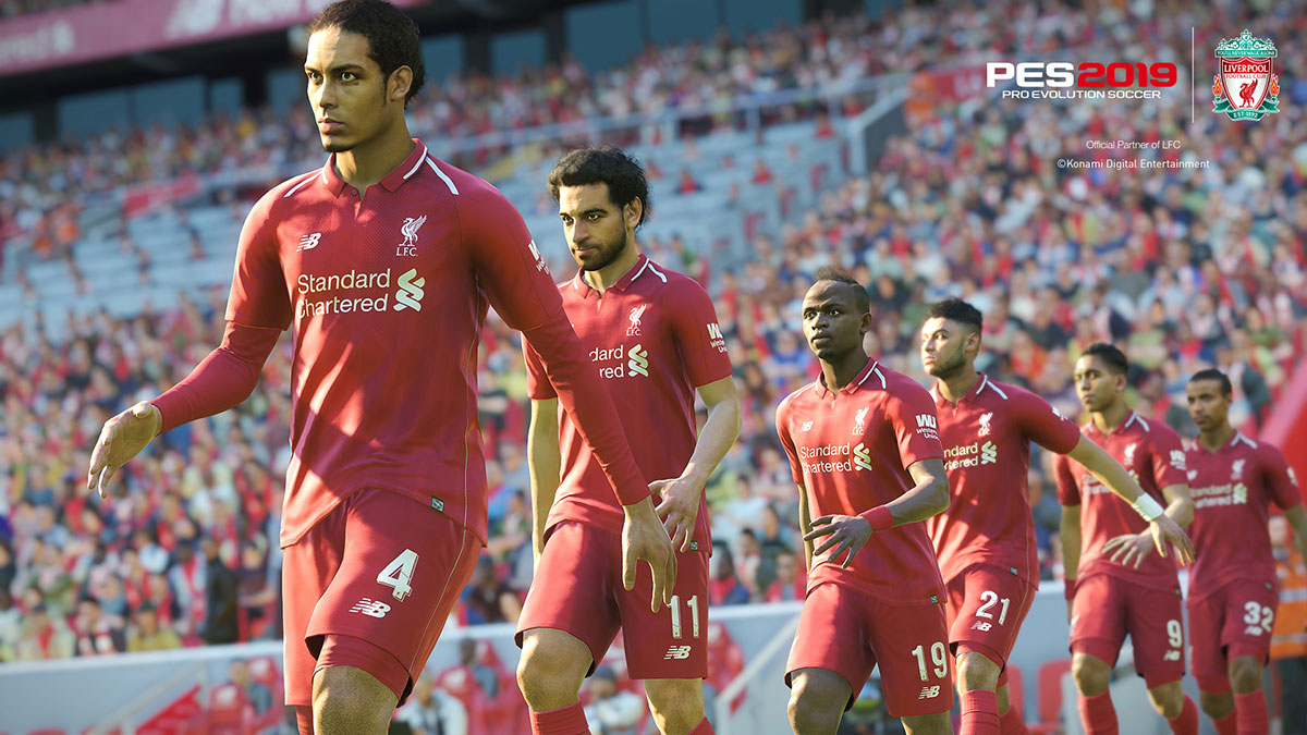 PES 2019 review image 2