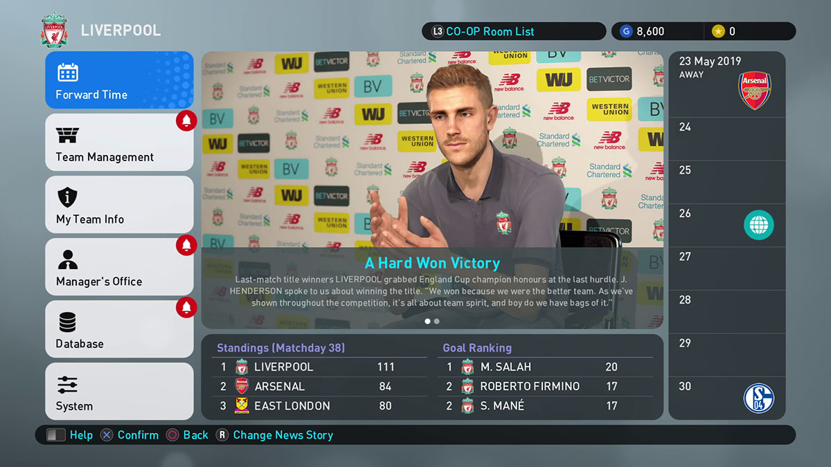 PES 2019 review image 5