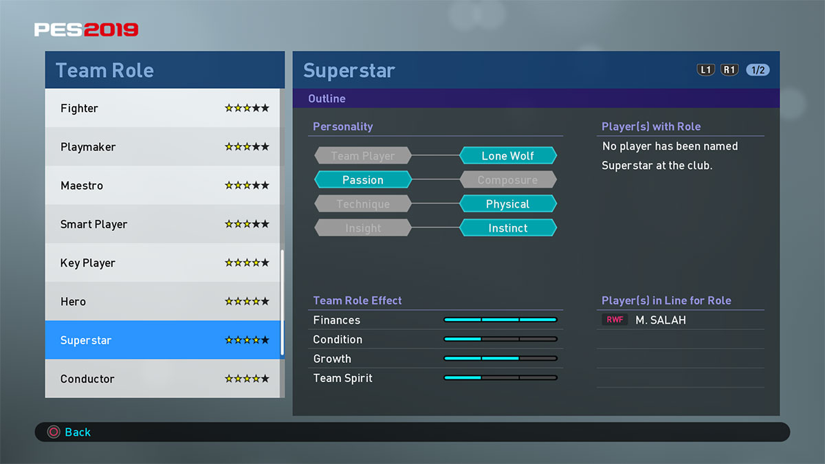 PES 2019 review image 1