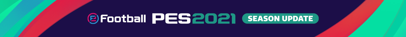 eFootball PES 2021 SEASON UPDATE' Coming Soon!