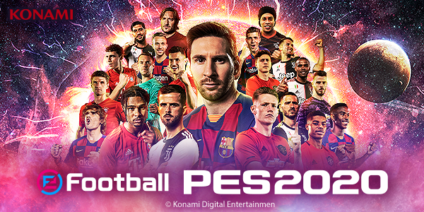 TOP | PES - eFootball PES 2020 Official Site