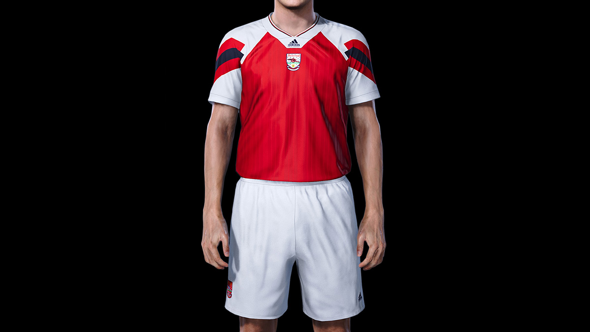 Classic kit[Arsenal FC]