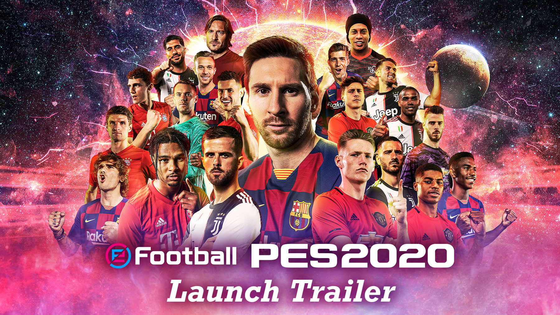 PES 2020 Launch Trailer