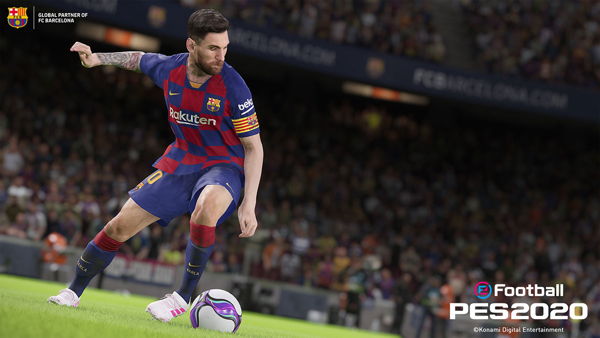 Game play | PES - eFootball PRO EVOLUTION SOCCER 2020