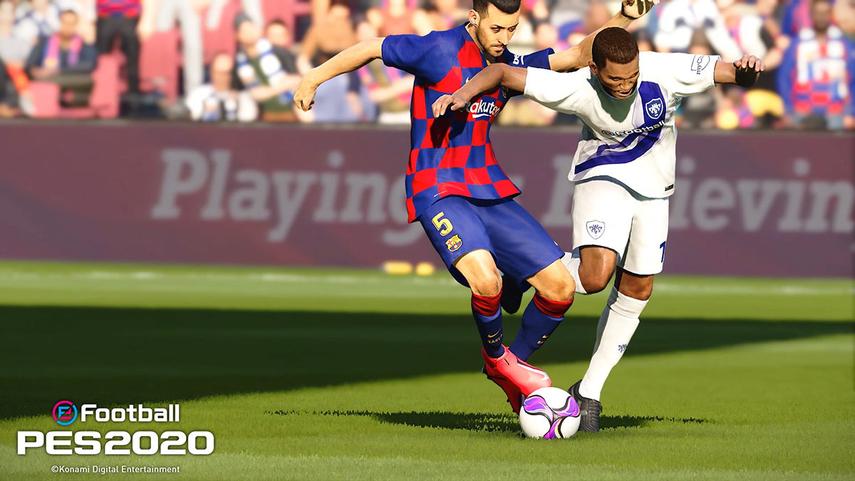 PES 2020 preview