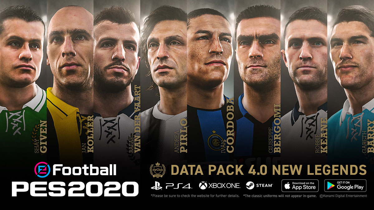 Data Pack 4.0 Available Now!
