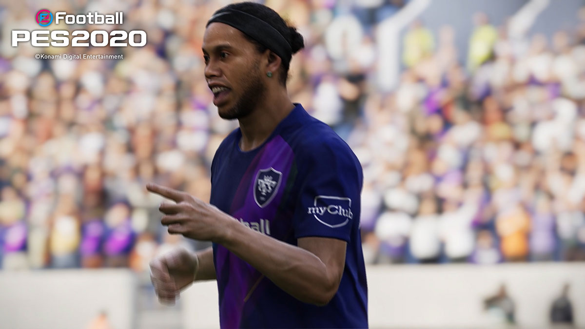 Game play | PES - eFootball PES 2020 Official Site