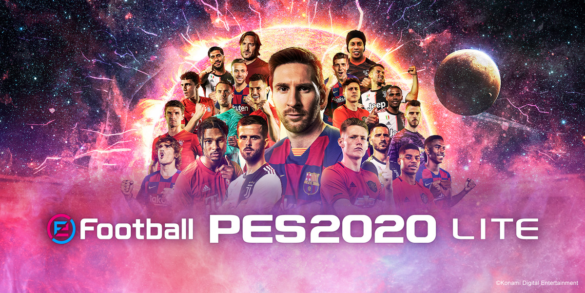Best Of E3 2020.Efootball Pes 2020 Lite Out Now Pes Efootball Pes 2020