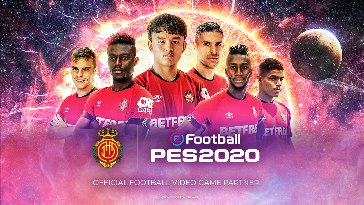Mallorca Signed as Official Konami Partner