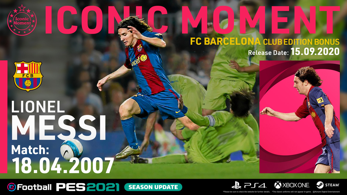 order pes efootball pes 2021 season update official site efootball pes 2021 season update