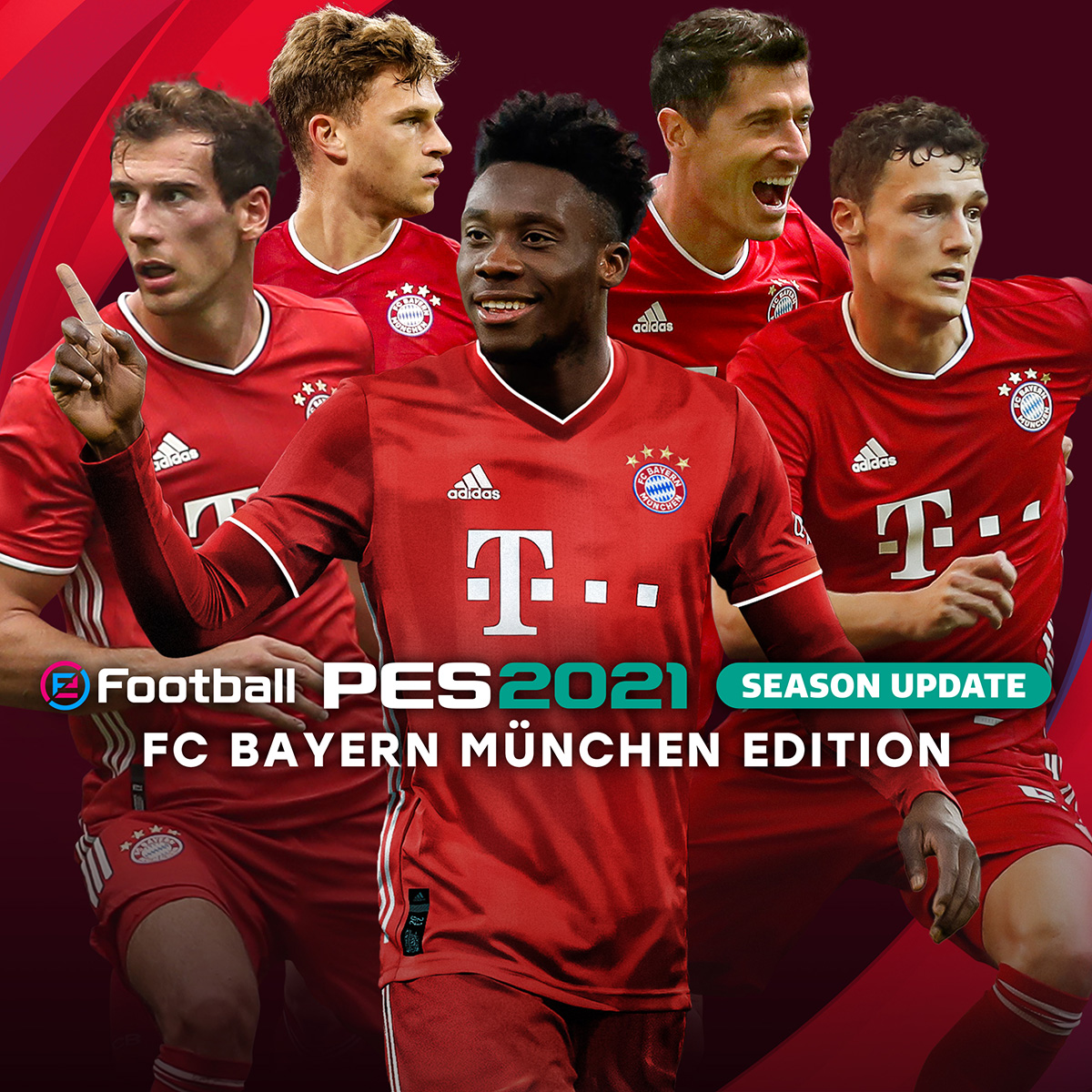 Order | PES - eFootball PES 2021 SEASON UPDATE Official Site