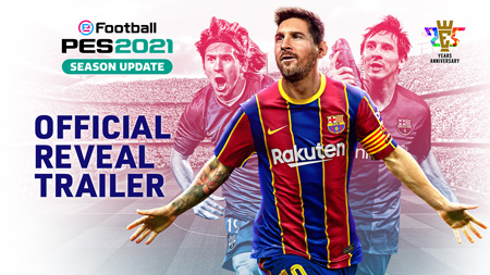PES 2021 Launch Trailer