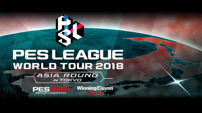 PES LEAGUE WORLD TOUR 2018 ASIA ROUND results