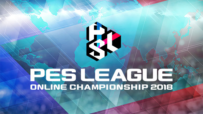 PES LEAGUE Online Championship 2018 CO-OP category overview