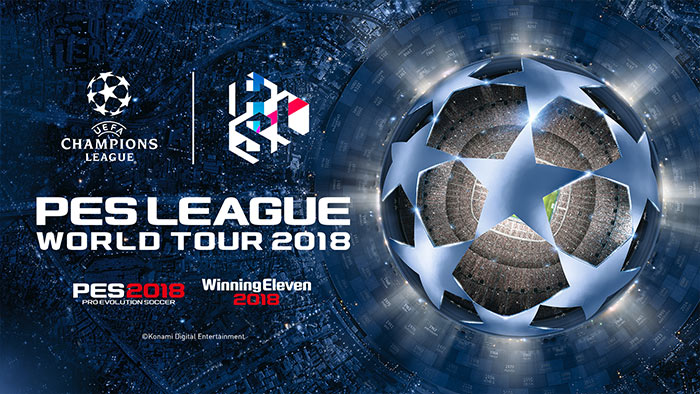 PES LEAGUE WORLD TOUR RANKINGS now open!