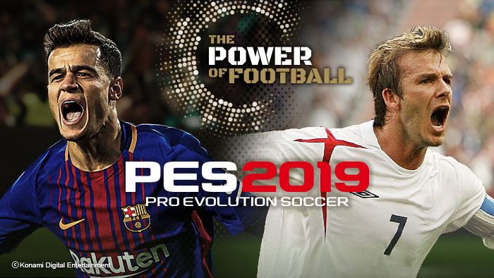 PES 2019 is out now!